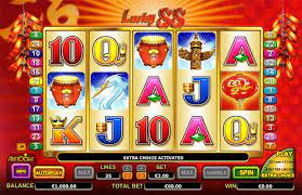 Lucky 88 Slot Game Review
