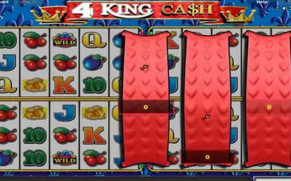 4 King Cash Slot at a Glance for Online Players
